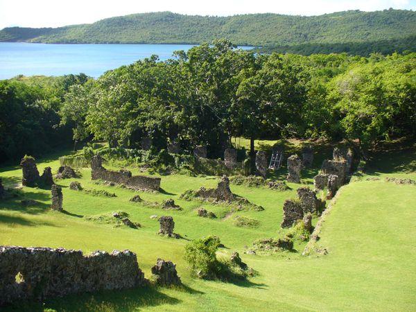Le château Dubuc, Enigme de la Caravelle, Martinique