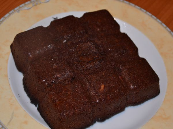 Brownies façon &quot&#x3B;Christophe Michalak&quot&#x3B;
