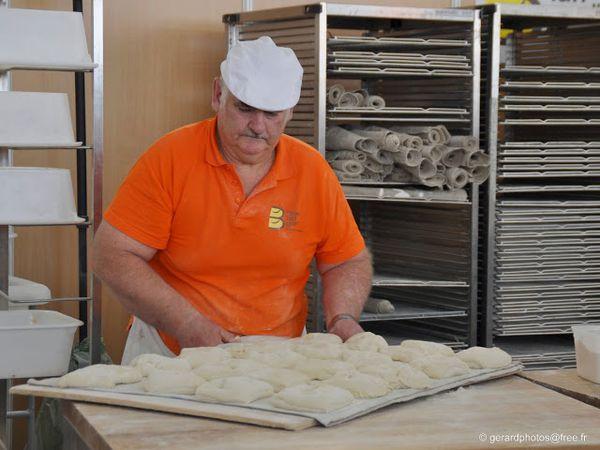 La fête du pain à Paris Notre Dame