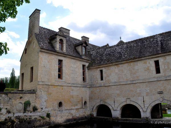 Le manoir de Ninon de Lenclos à Villarceaux (95)