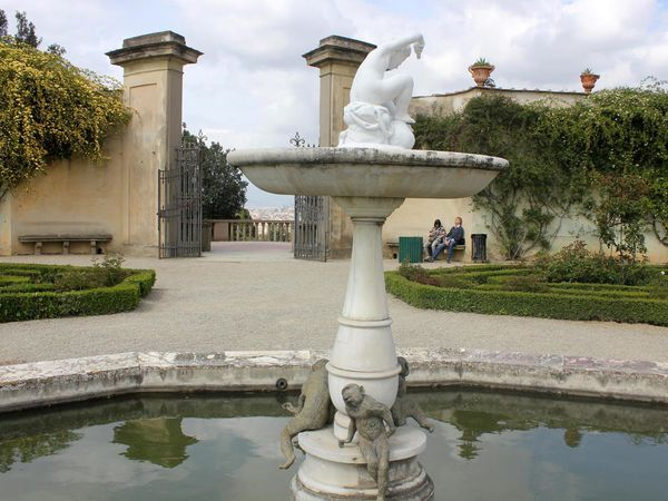 Jardins de Boboli (1) Florence.