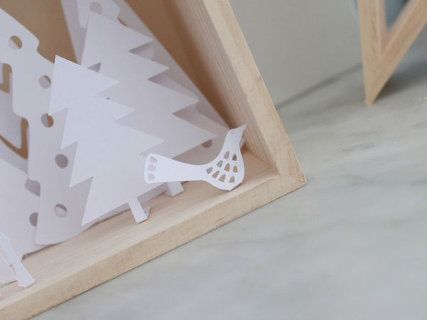 La veilleuse de Noël
