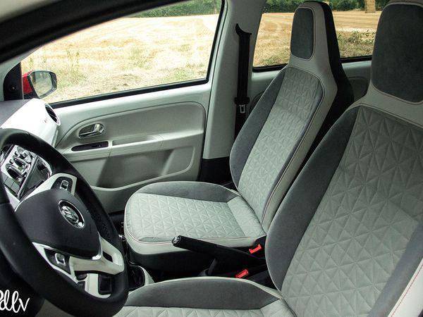 Volkswagen Up! Beats TSI 90 : le petit kart