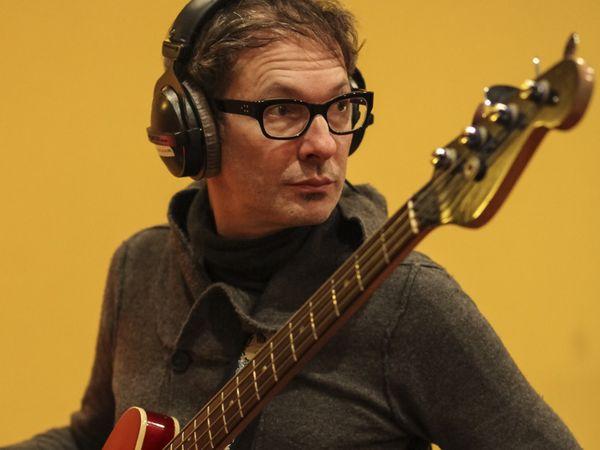 jeff hallam, un compositeur et bassiste français doublé d'un ingénieur du son