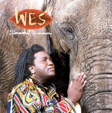 wes, un chanteur et musicien d'origine camerounaise célèbre notamment pour son tube &quot&#x3B;alane&quot&#x3B;