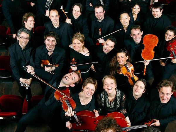 orchestre de chambre pelléas, il insufle de la modernité au rythme plus traditionnel de la musique classique