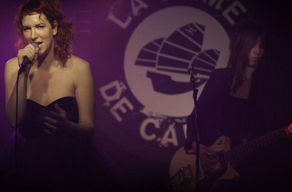 geneviève morissette, une jeune chanteuse québecoise qui secoue le paysage de la chanson francophone