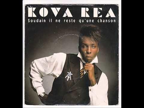 kova rea, chanteur, danseur, producteur français et comédien d'ascendance martiniquaise