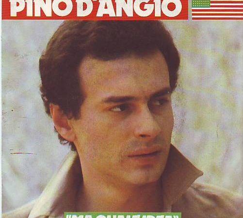 pino d'angio, un chanteur italien qui se fit connaitre avec un morceau rap &quot&#x3B;ma quale idea&quot&#x3B;