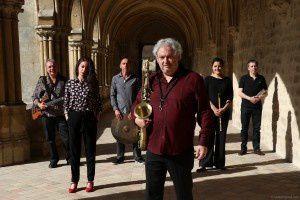 bab cantilènes le projet de jean marc padovani, un auteur-compositeur et saxophoniste qui continue son exploration des fusions musicales