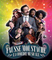 fausse moustache la comédie musicale, une comédie musicale vaudevillesque politique et sociétale avec une musique virevoltante