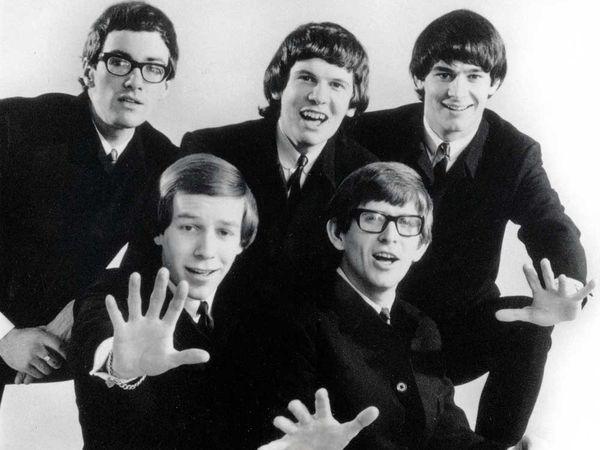 the zombies, un groupe mythique de pop anglais des années 1960 avec notamment colin blunstone et rod argent