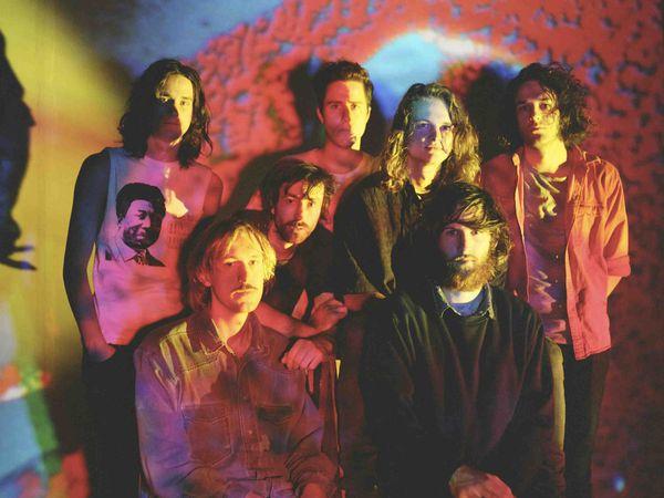 king gizzard and the lizard wizard, un groupe australien qui qualifie leur musique de garage se rapprochant du rock psychédélique