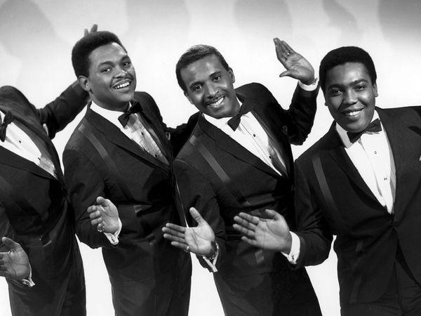 the four tops, un quartet américain de la motown avec un répertoire composé des styles doo-wop, jazz, soul, r&amp&#x3B;b et disco