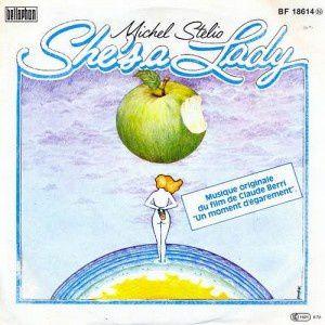 michel stelio, le chanteur mythique du titre &quot&#x3B;she's a lady&quot&#x3B; tiré du film de claude berri &quot&#x3B;un moment d'égarement&quot&#x3B;