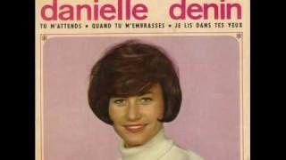 danielle denin, une chanteuse française sixties qui se fit connaitre avec ses reprises des beatles dont &quot&#x3B;michelle&quot&#x3B;