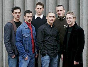 beautés vulgaires, un groupe toulousain de musique mêlant le ska, le rock, le reggae et la chanson