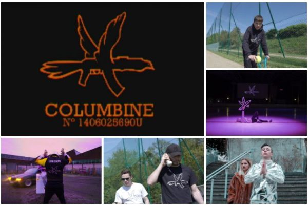 columbine, huit rennais bouillonnants qui étaient au début des années 2010 étudiants en section cinéma