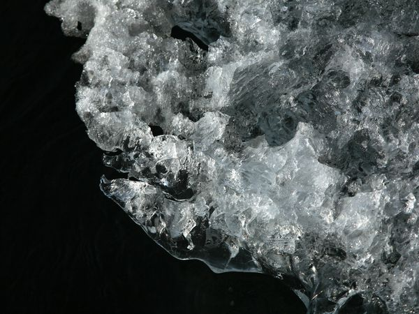Jökulsárlón: the ice in all its forms - photo © Bernard Duyck 2015