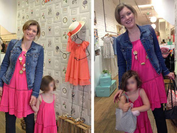 Look mère fille : blog mode enfants et maman fashion :-)