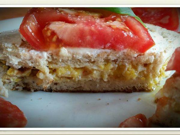 Sandwich à l'oeuf