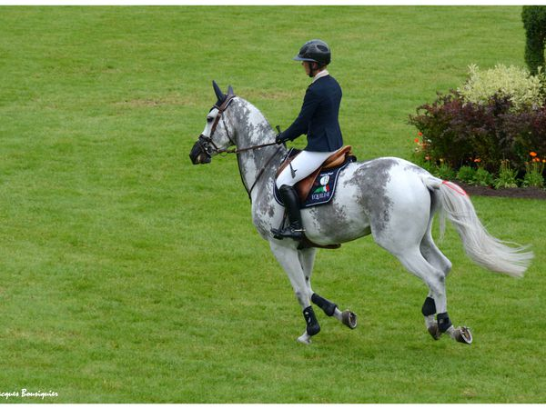 Global Champions Tour of Chantilly 2016