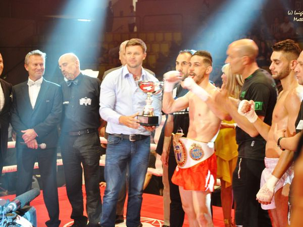 KICKBOXING : MONTE-CARLO FIGHTING TROPHY 2017
