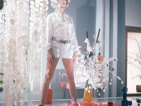Brigitte Bardot 4 magnifiques visuels...