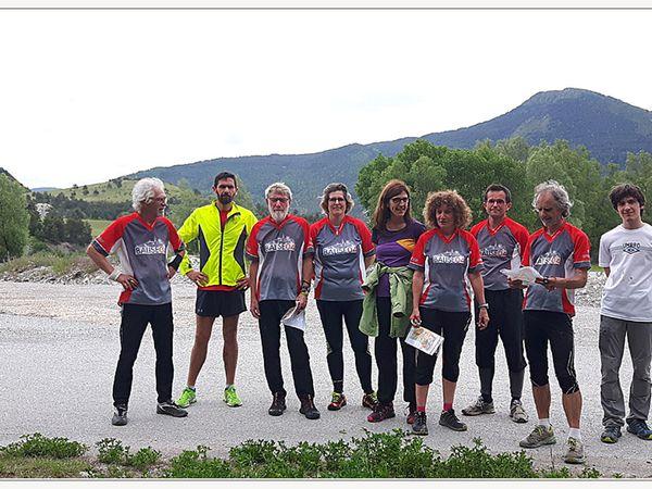 Saint André les Alpes : Une course d'orientation a été organisée par &quot&#x3B;Balises 04&quot&#x3B;