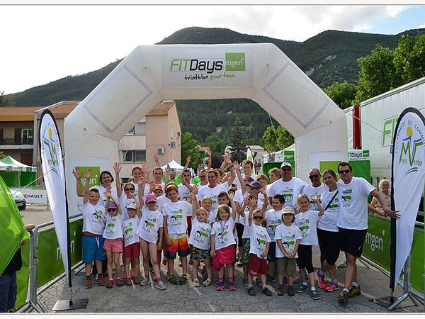 Saint André les Alpes : Le Fitdays