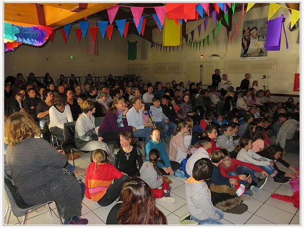 Saint André les Alpes : Une école qui bouge