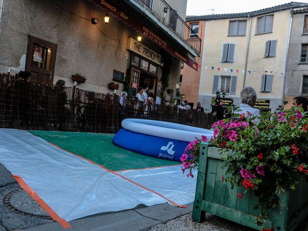St André les Alpes  :Soirée musique et glace au French Pub