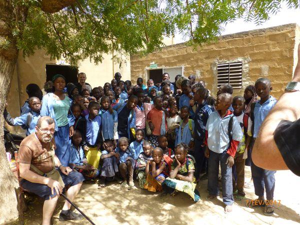 Tennis de table: Le club de Gond-Pontouvre fait des émules au Mali