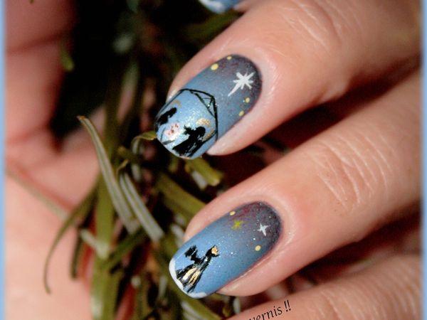 Le Nail art de Noël....