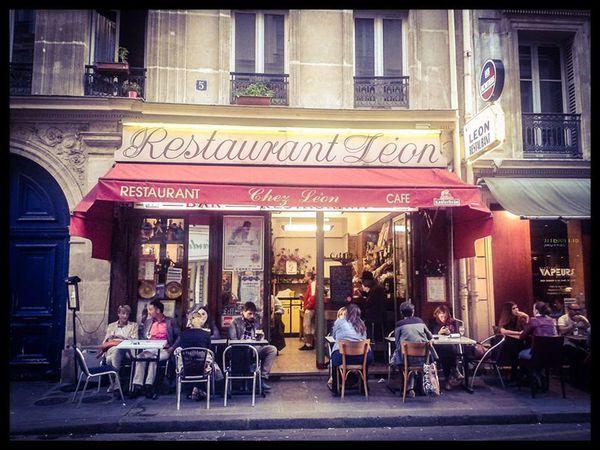 Chez Léon, authenticité pour toujours!