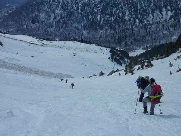 Val de Boï  5ème jour