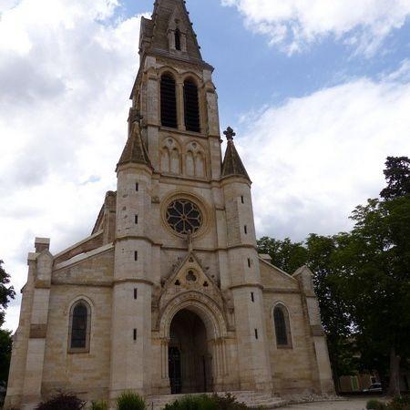 visite de la bastide de Saint Clar