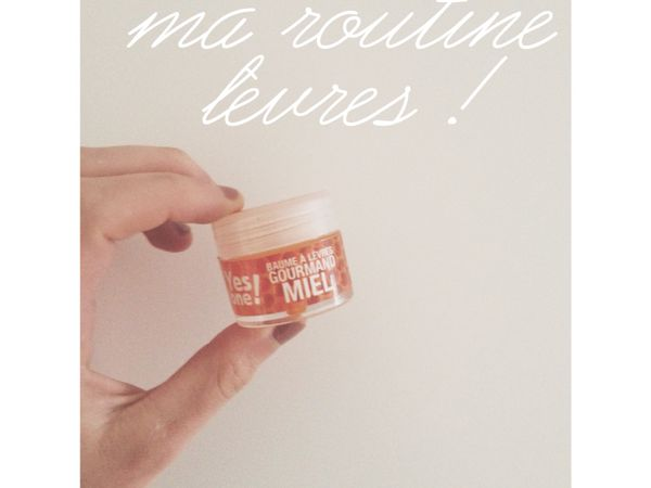 [routine n.3] lips care routine !