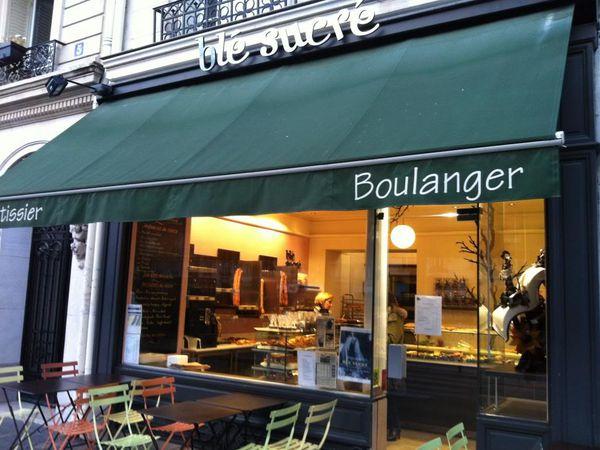 Blé Sucré, 7 Rue Antoine Vollon, 75012 Paris