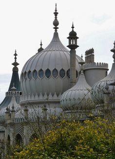 Brighton et son Pavillon Royal: Le palais des milles et unes nuit de Georges IV