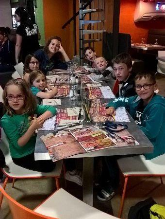 Une bonne semaine pour les enfants de &quot&#x3B;vacances sucrées&quot&#x3B;