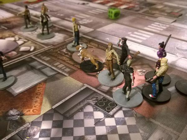 Quelques news et du zombicide