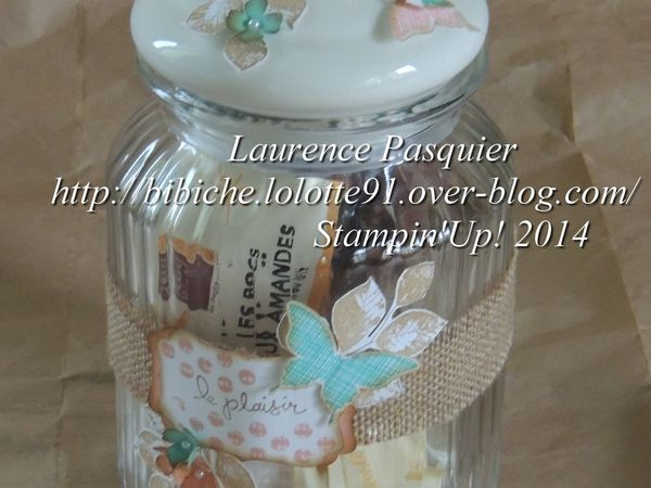 formation Stampin' Up!