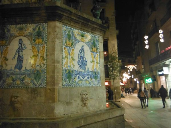 Un week-end entre amis à BARCELONE