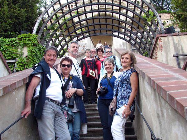 Avec les amis du Clos à PRAGUE(1)