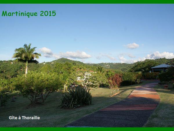 La Martinique 2015. Arrivée et Jour 1.