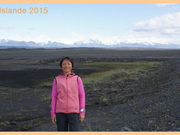 Islande 2015. Vik-Skaftafell. Jour 5