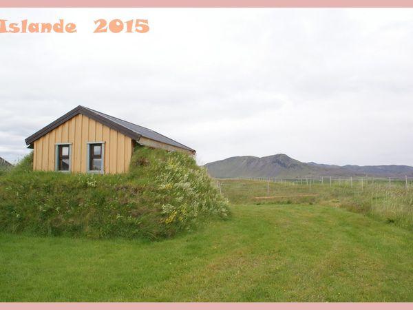 Islande 2015. Ascension du volcan Hekla. Jour 11.