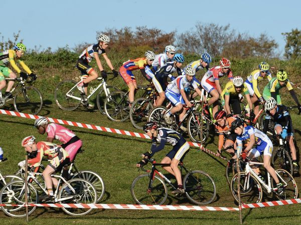 Edition du Cyclo Cross 2016