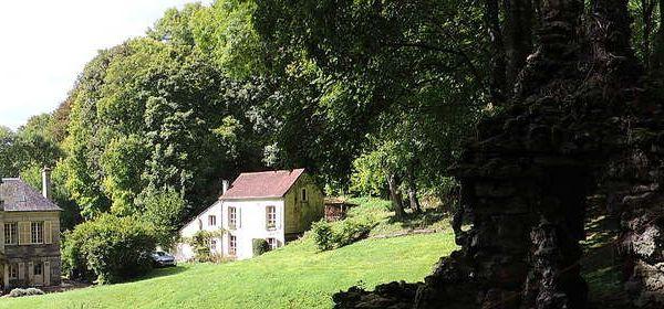 228.Parc des Charmettes d' Auguste Castellant à Largny sur Automne.